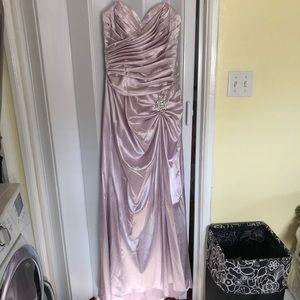 Beautiful Prom/ formal/ bridesmaid dress lilac
